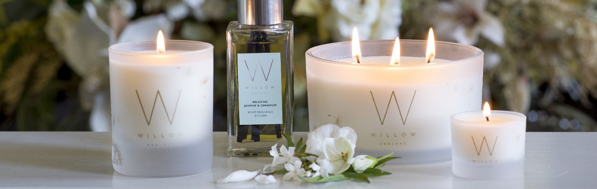 Room Fragrance Diffusers
