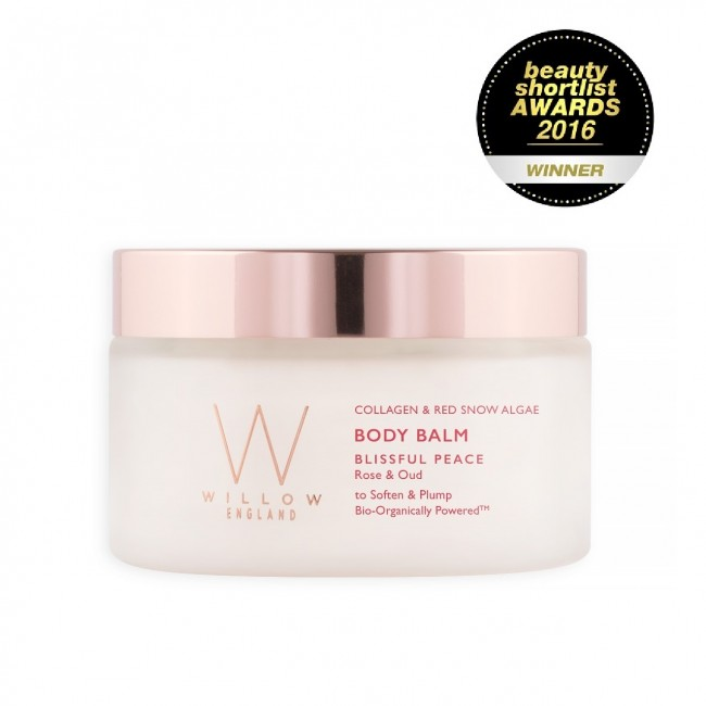 Rose Body Balm with Collagen & Red Snow Algae