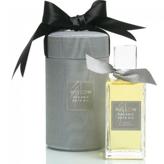 Large Luxury Bath Oil in Jasmine & Geranium