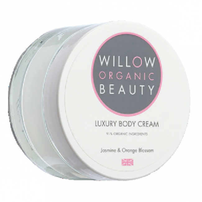Luxury Organic Body Cream