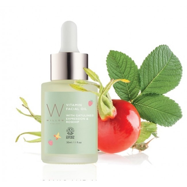Award Winning Vitamin Facial Oil