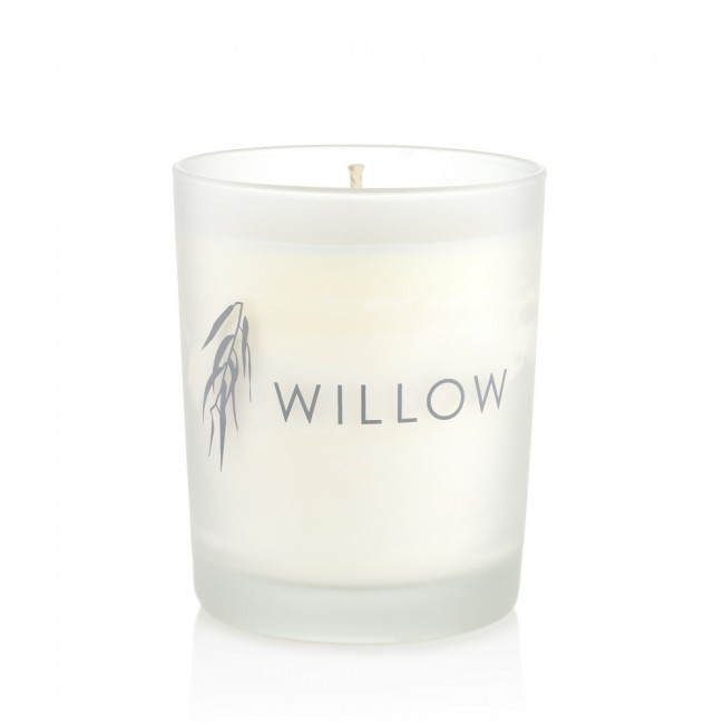 Classic Candle in Bow Box