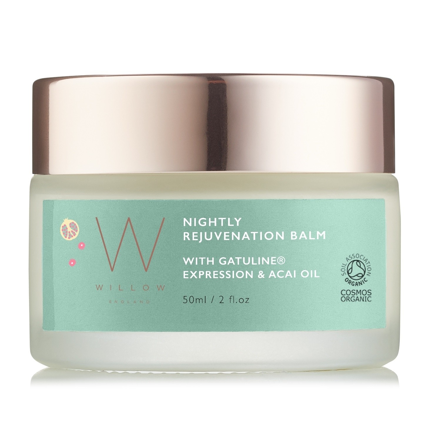 Nightly Rejuvenation Balm with Gatuline Expression and Acai Berry oil