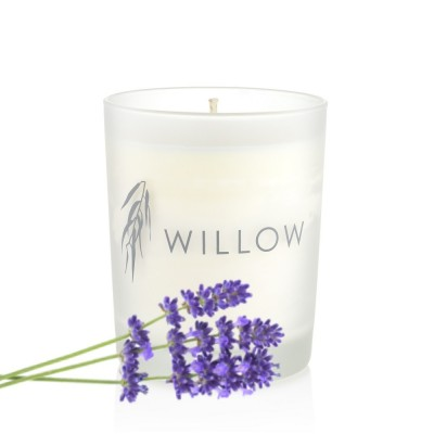 Lime & Lavender Single Wick Candle