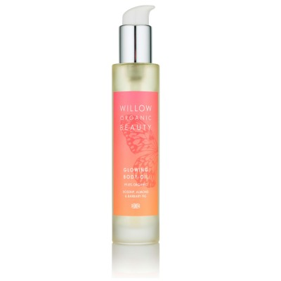 Glowing Body Oil