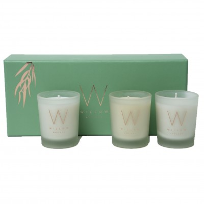 3 Votive Candle Collection