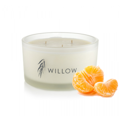 Orange Lime & Bergamot 3 Wick Candle
