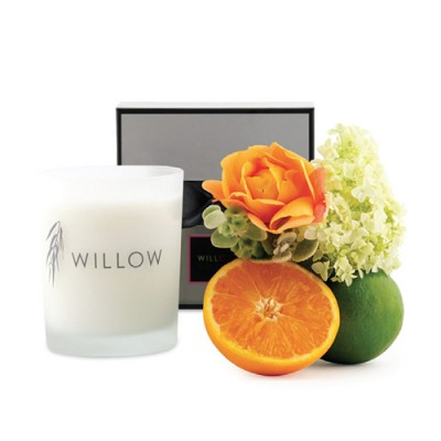 Classic Candle in Orange, Lime and Bergamot