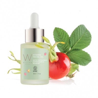 Vitamin Facial Oil