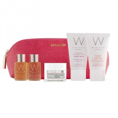Luxury Bath & Body Beauty Bag