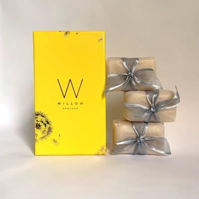 3 Natural Soap Box