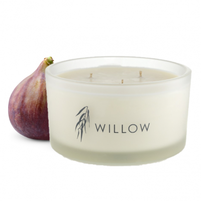Fig & Wild Honey 3 Wick Candle