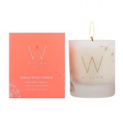 Radiant Energy Single Wick Candle