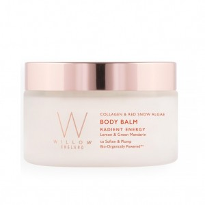 Mandarin Body Balm with Collagen & Red Snow Algae