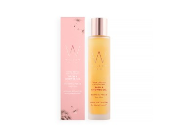 Tonka Bean & Anti-Oxidant Bath and Shower Oil