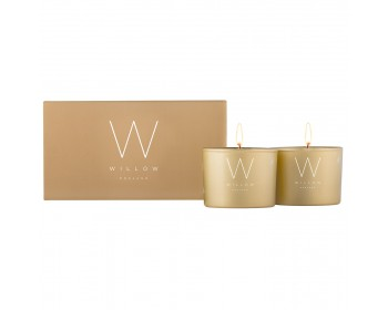 Dual Gold Candles