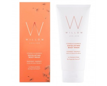 Vitamin A & Bamboo Exfoliating Body Wash