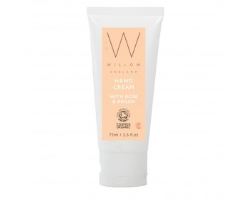 NEW Rose and Argan Hand Cream