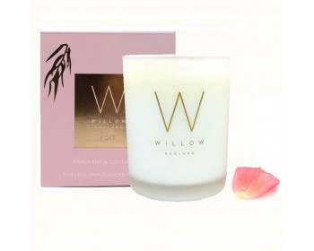 Rose Natural Candle