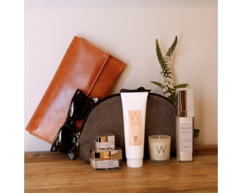 Barbary Fig Beauty Bag