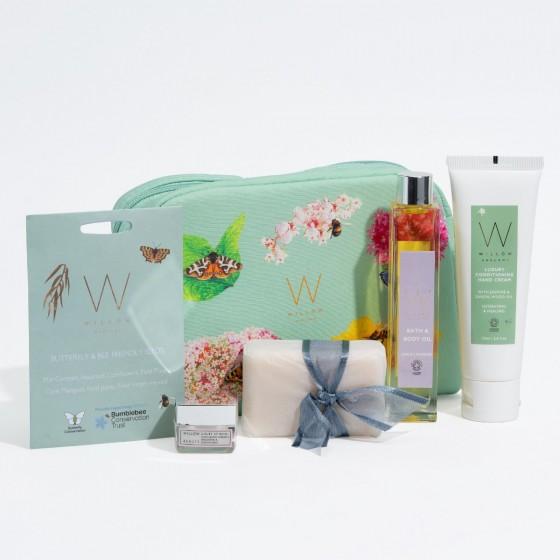 Botanical Beauty Bag