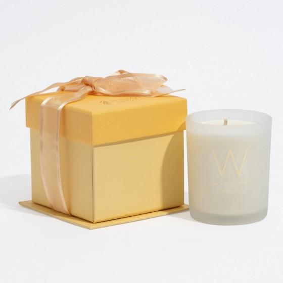Gold Frankincense & Myrhh Candle