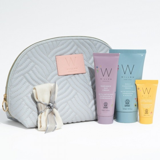 NEW Radiance & Hydration Facecare Set
