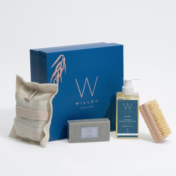 Men's showering gift set
