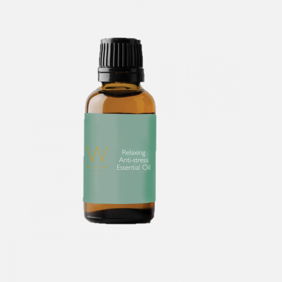 Relaxing Anti-Stress Essential Oil