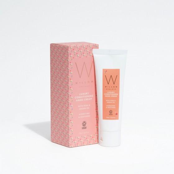 NEW Rose and Argan Hand Cream