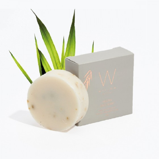 Rose, Argan & Seaweed Vegan Face Soap
