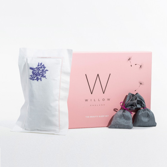 Lavender pillow sleep set