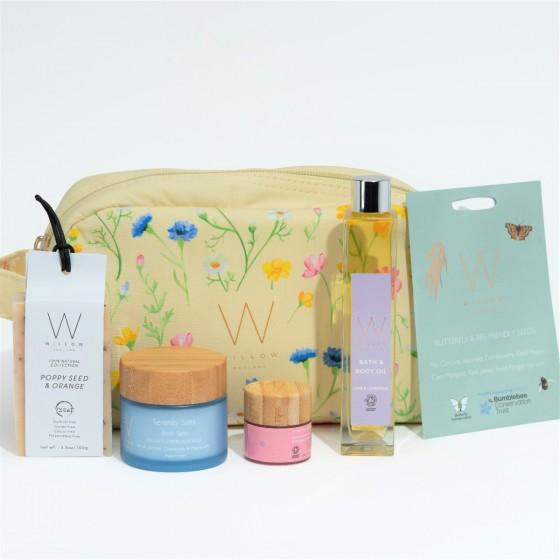 NEW Wildflower Beauty Bag