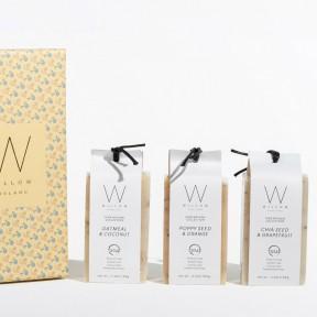 100% natural and vegan soap gift box