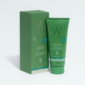 NEW Cleansing Natural Hand & Body Wash