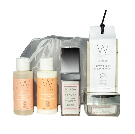 NEW Luxury Summer Anti-ageing Beauty Bag