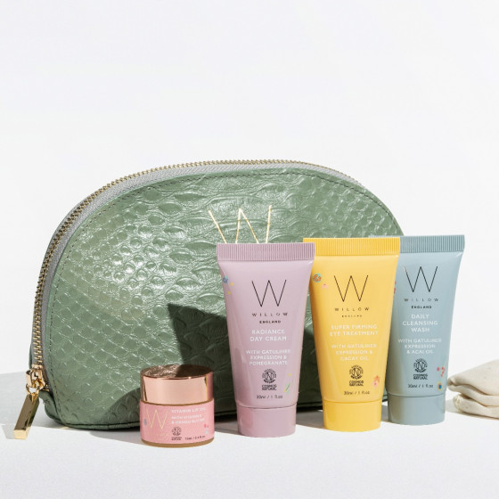 Sorbet Glow Super Luxury Travel Set