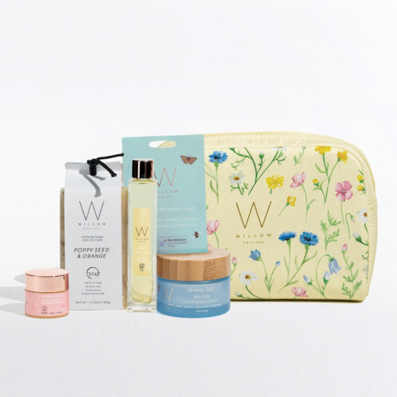 NEW Wildflower Beauty Bag